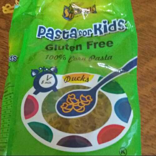 Pasta for kids