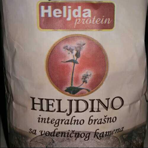 Heljdino integralno brasno