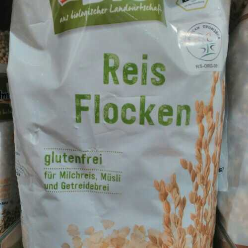 Reis Flocken