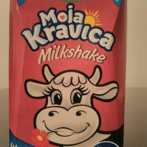 Moja Kravica Milkshake sumsko voce