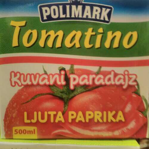 Tomatino Ljuta paprika