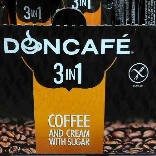 Coffee 3 in 1