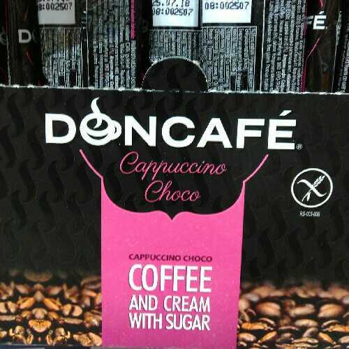 Coffee Capuccino Choco