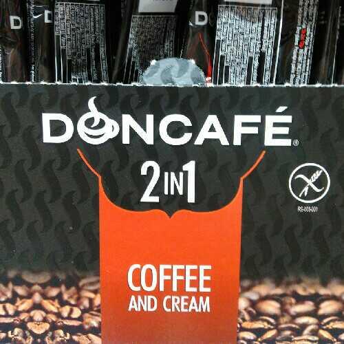 Coffee 2 in 1