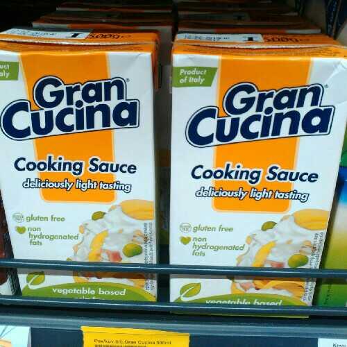Gran Cucina Cooking Sauce (biljna pavlaka za kuvanje)