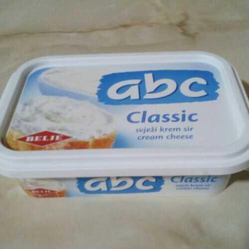 Abc krem sir - classic