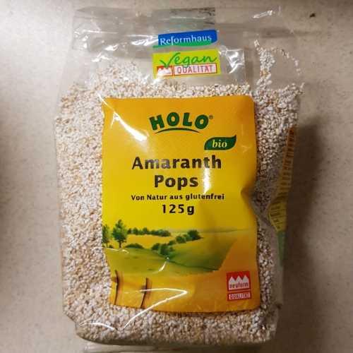 Amaranth Pops - kokice od amaranta