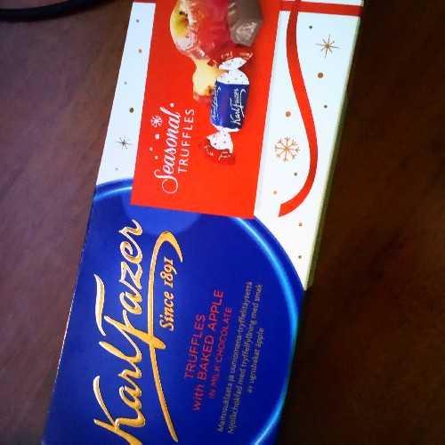 KarlFazer Seasonal Truffles