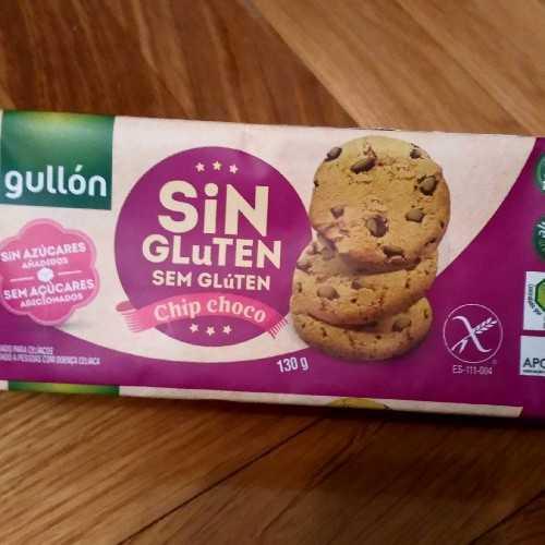 Sin Gluten Chip choco