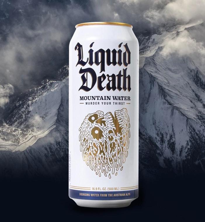 Liquid Death Water