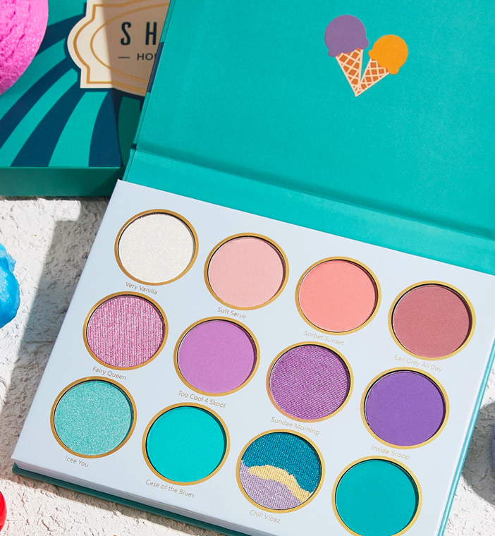 Sheglam Hold the Cone Palette