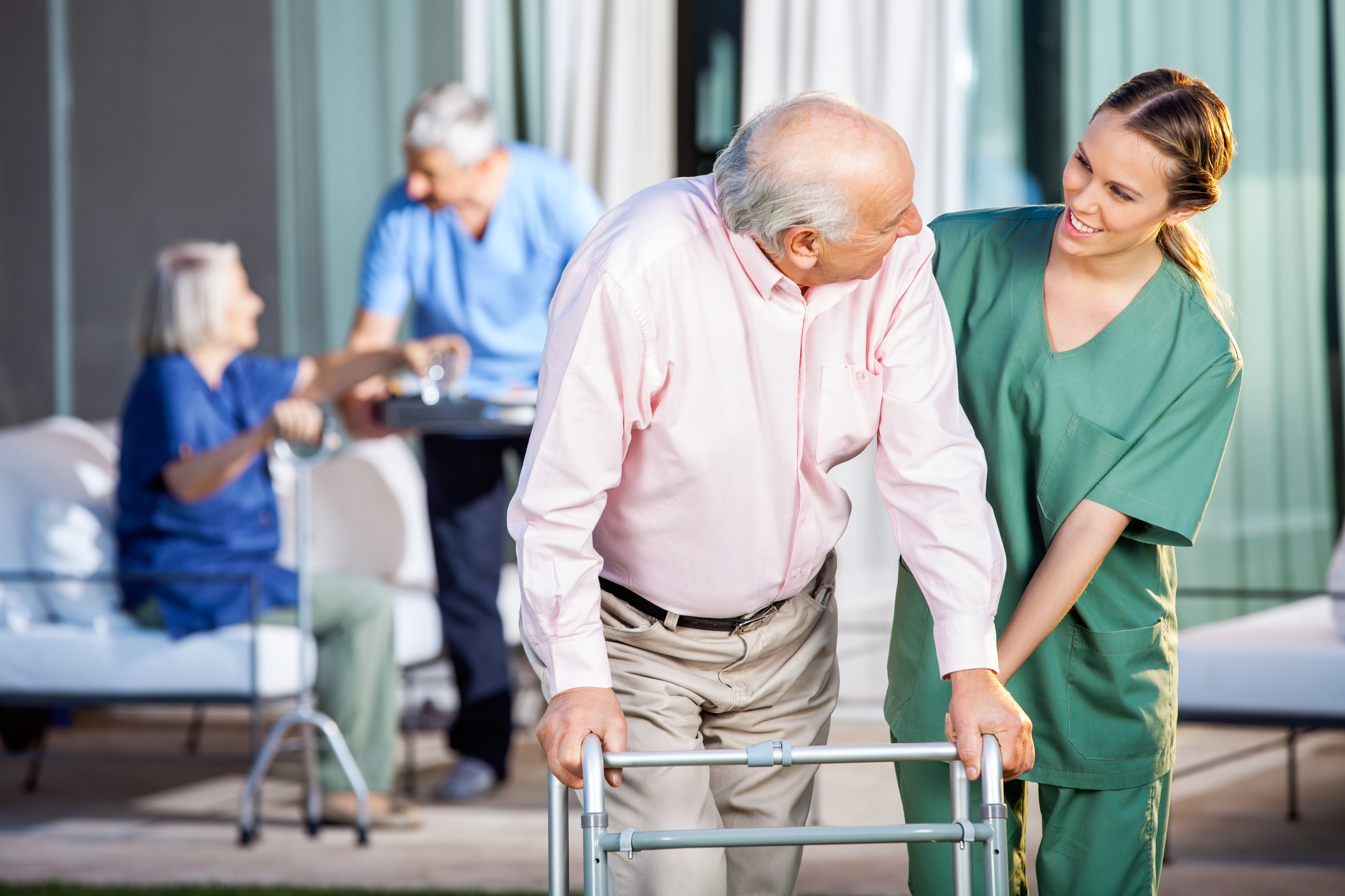 Finding the right Nursing Home image