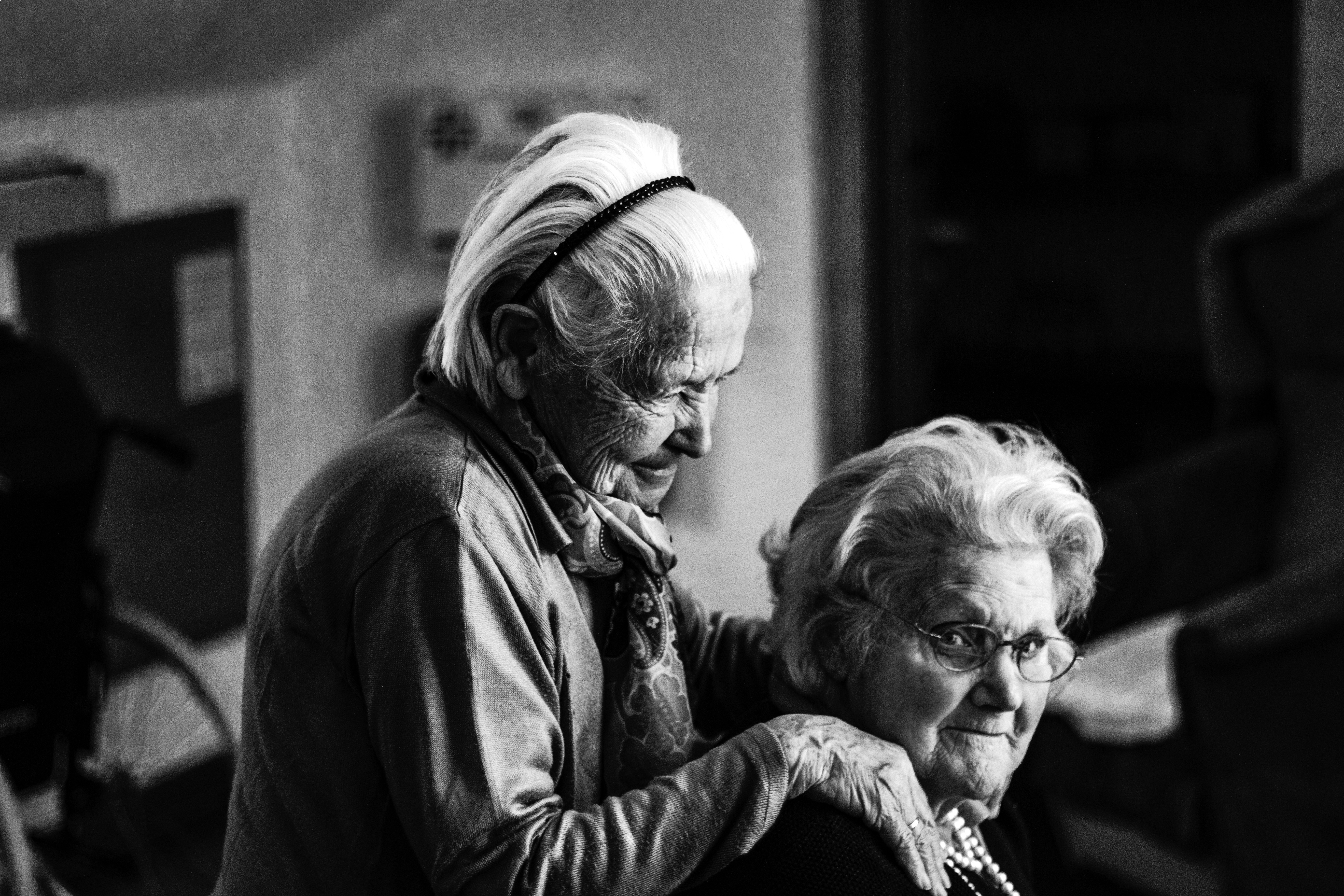 Care Plans: How to Start the Discussion with an older loved one image