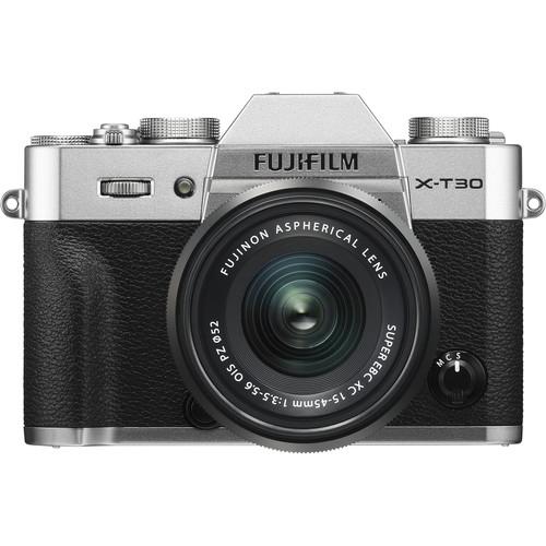 Fujifilm X-T30 Mirrorless Camera Review
