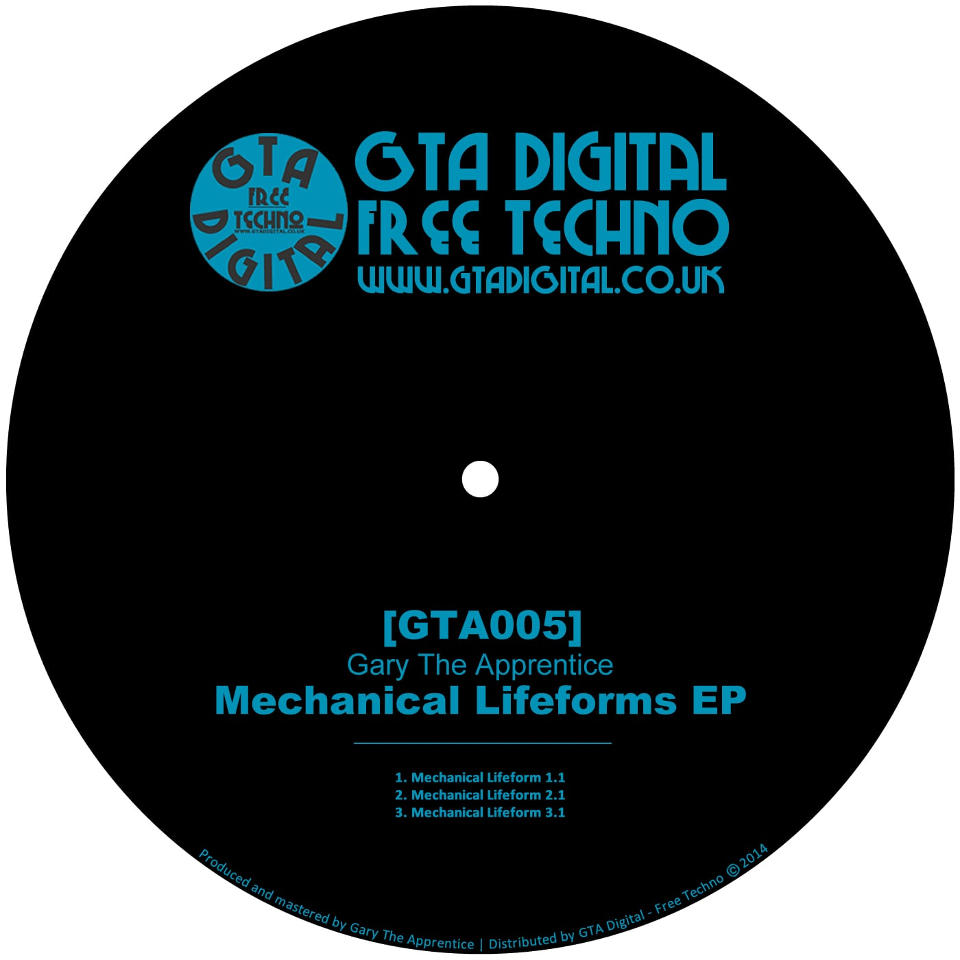 Mechanical Lifeforms EP