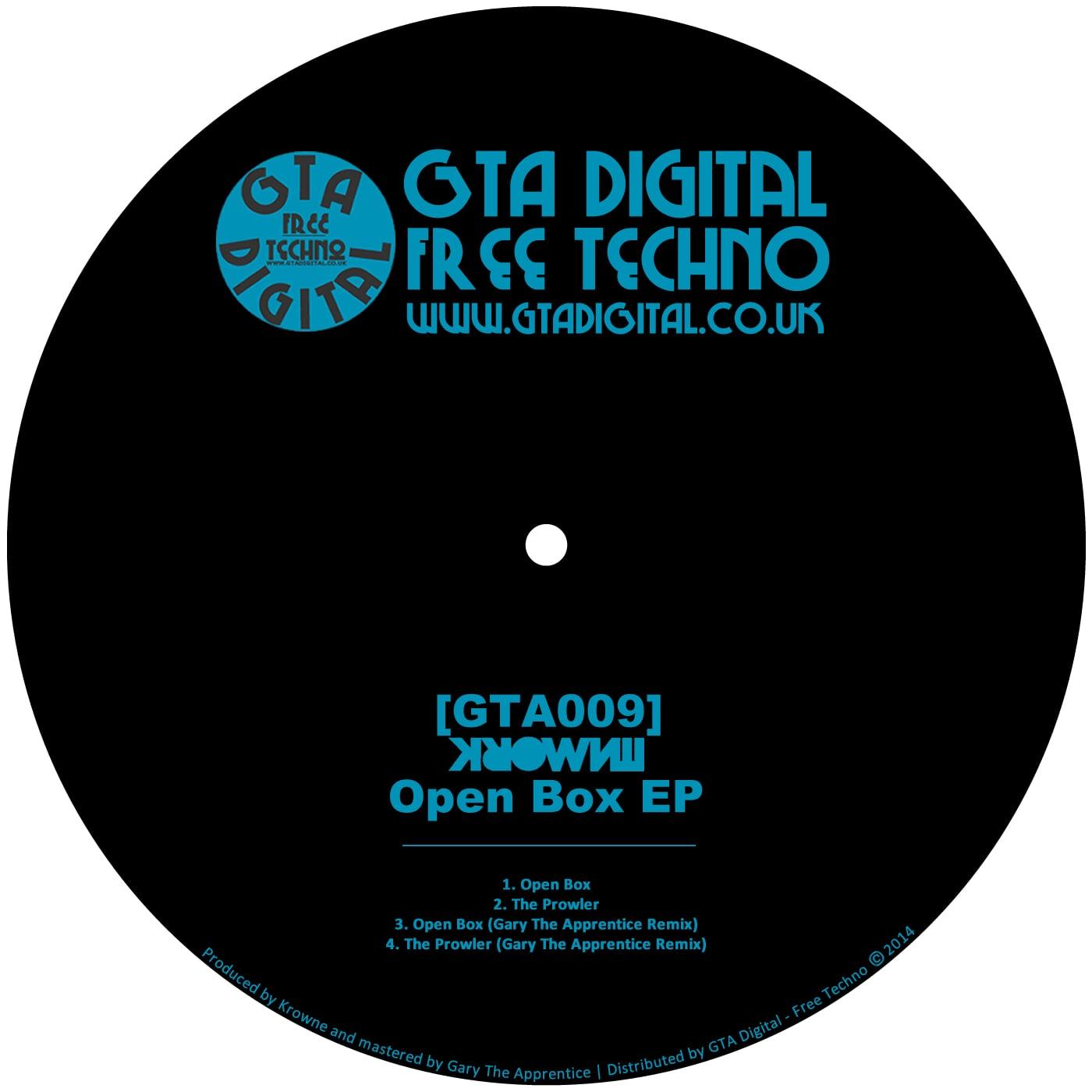 Open Box EP
