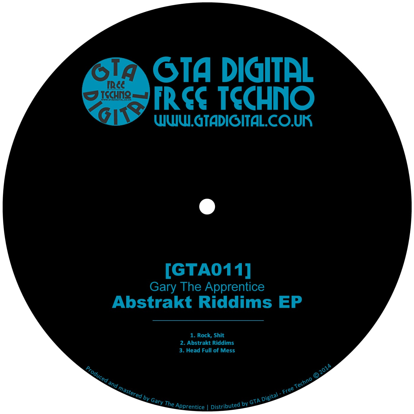 Abstrakt Riddims EP
