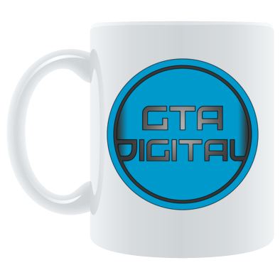 GTA Digital Mug