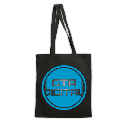 GTA Digital Tote Bag