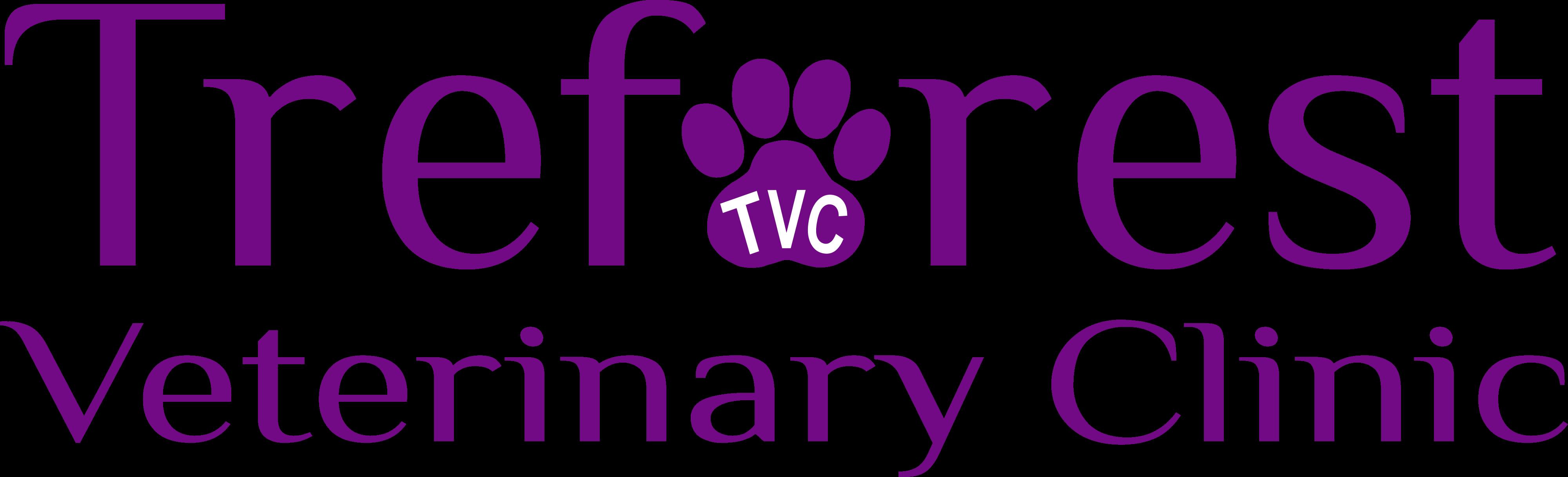 Treforest Veterinary Clinic logo