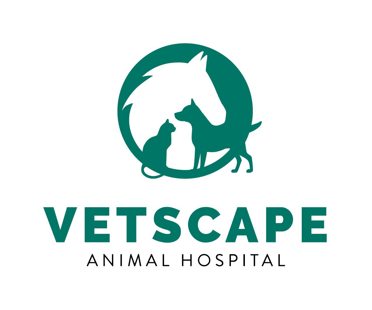 Vetscape Animal Hospital logo