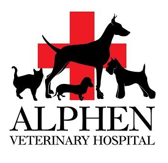Alphen Veterinary Hospital logo