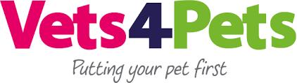 Vets4Pets Kings Lynn logo