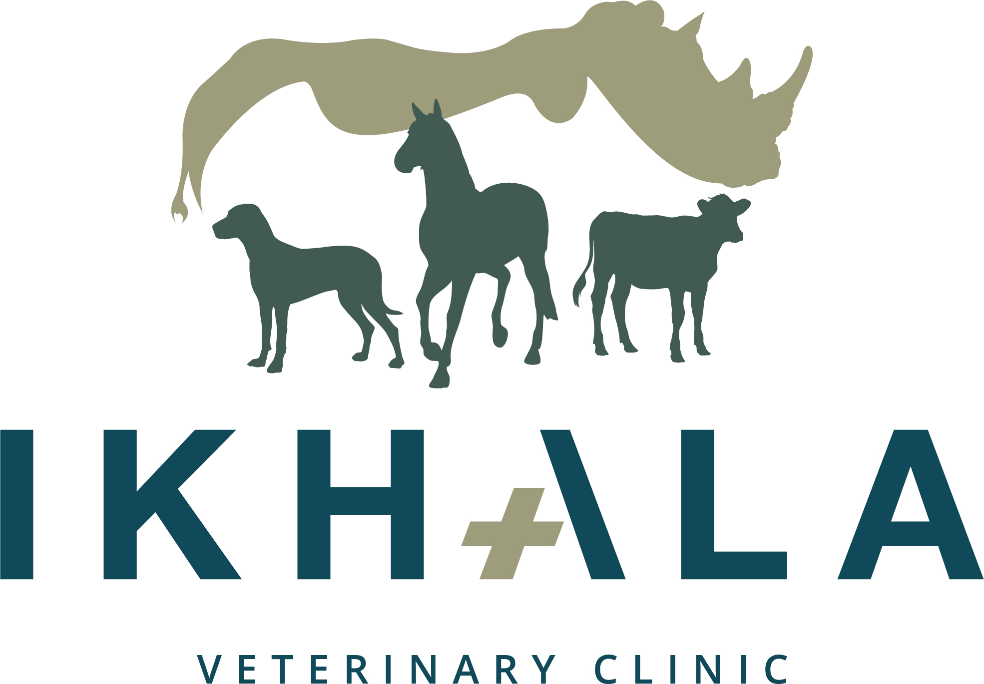 Ikhala Veterinary Clinic logo