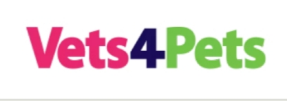 Vets4pets Colne logo
