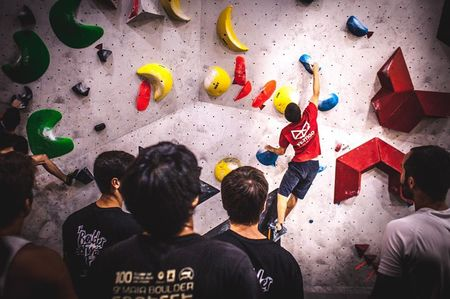 Vertigo Climbing Wall photos