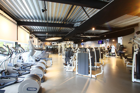 The Crunch Fitness & Health Club photos