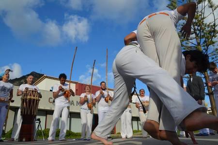 Capoeira Madeira FGC - Campanário photos