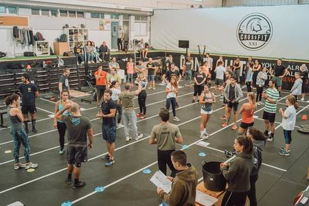 XXI CrossFit photos