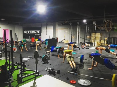 Trend Crossfit photos
