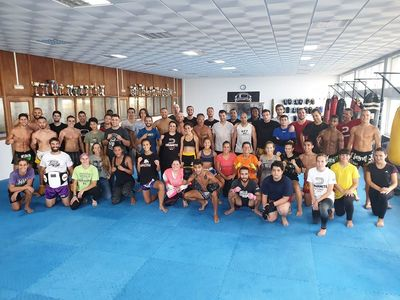 Dinamite Team Muay Thai photos