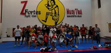 Escola Muay Thai ZFortes photos