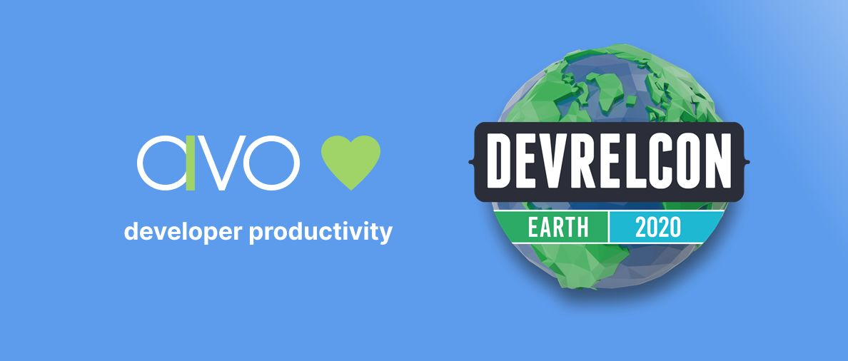 /avo-ceo-at-devrelcon-earth-2020-how-to-improve-developer-productivity-with-these-cool-tools-4yx3tim feature image