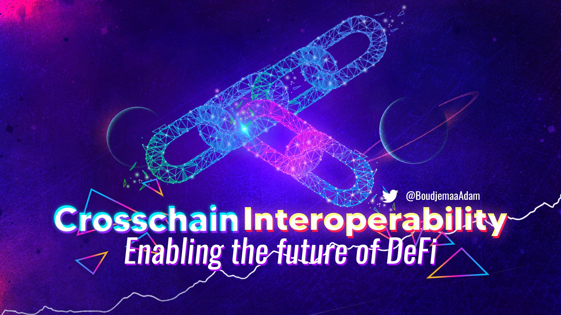 Cross-Chain Interoperability : Enabling The Future of DeFi