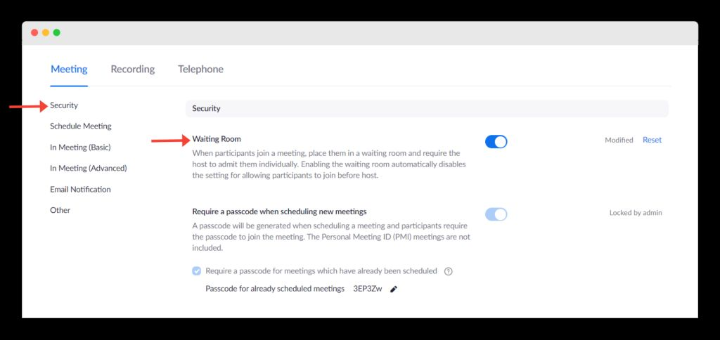 Easiest Guide To Keep Your Zoom Meetings Safe From