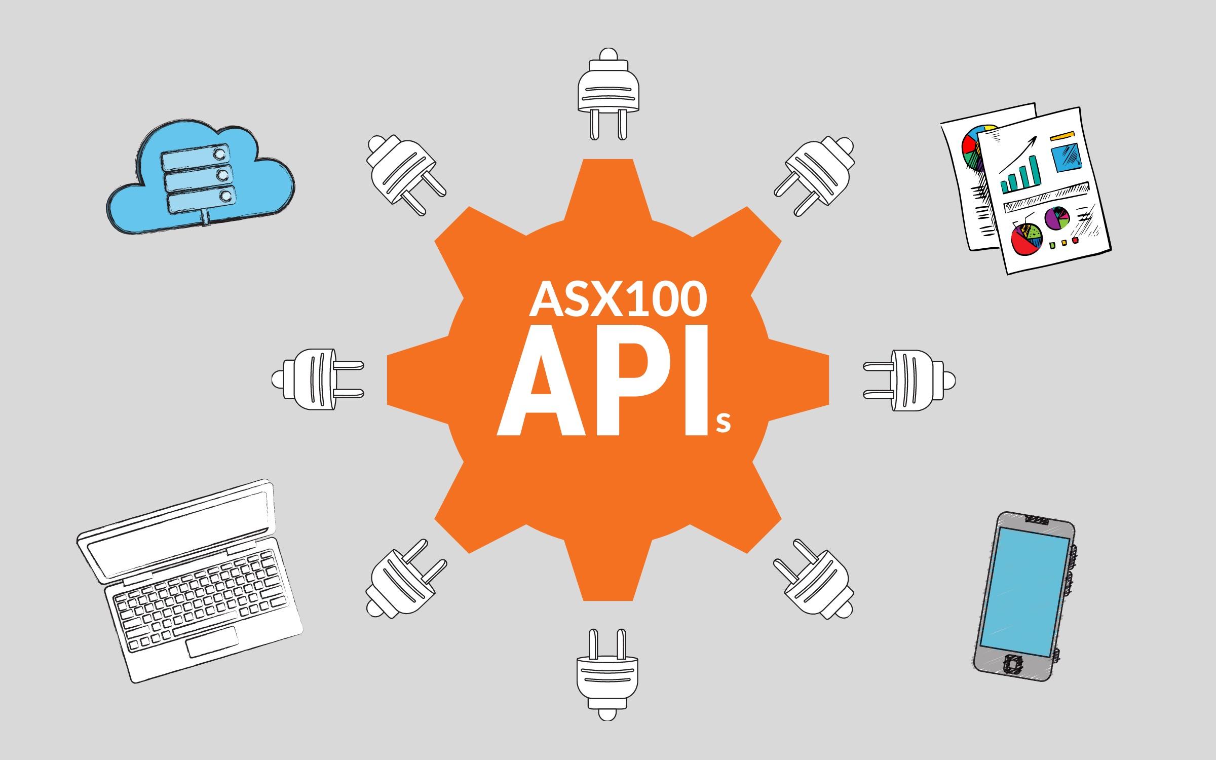 Public ASX100 APIs: The Essential List