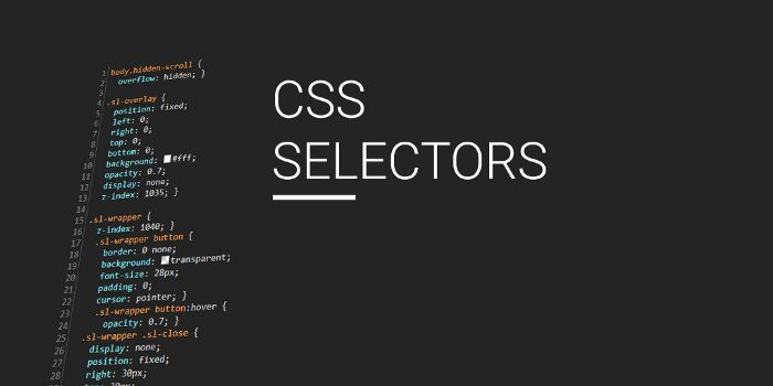 /how-to-write-css-advanced-selectors-like-a-pro-631q3tdu feature image