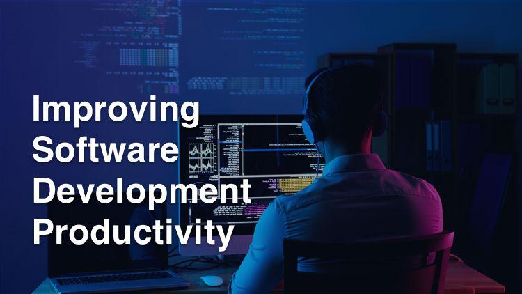 /improving-software-development-productivity-16163tr4 feature image