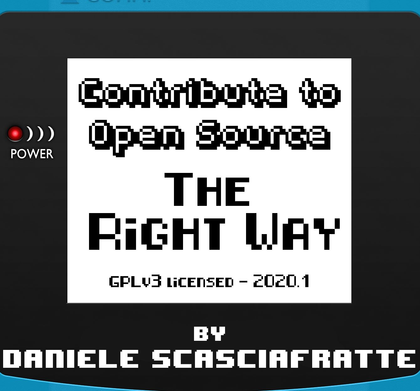 An Open-Source Book About the Open Source World