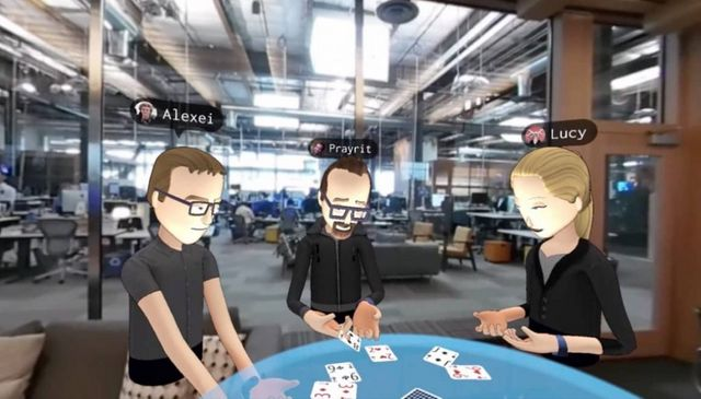 Social VR: The New Way of Communicating | Hacker Noon