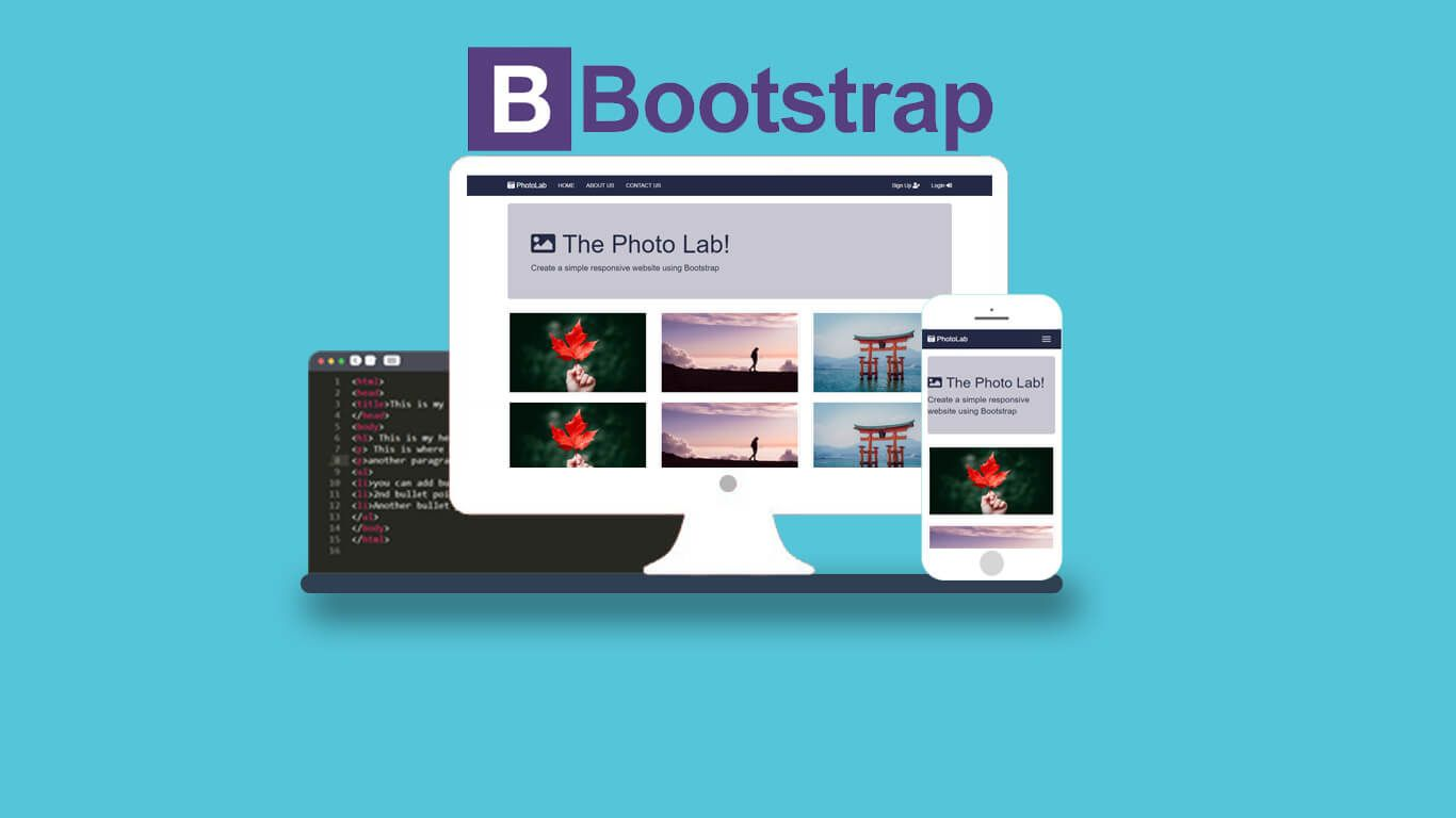 /how-to-build-a-responsive-page-using-bootstrap-cw173tv3 feature image