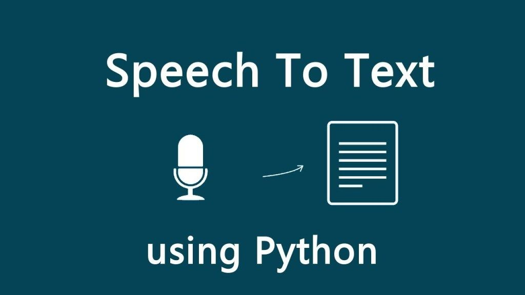 /how-to-convert-speech-to-text-in-python-q0263tzp feature image