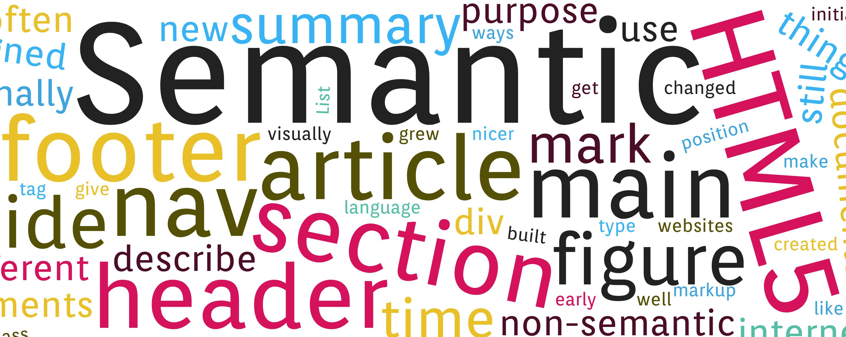 /how-to-write-semantic-html-dkq3ulo feature image