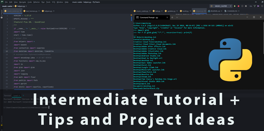 /intermediate-python-refresher-tutorial-project-ideas-and-tips-i28s320p feature image