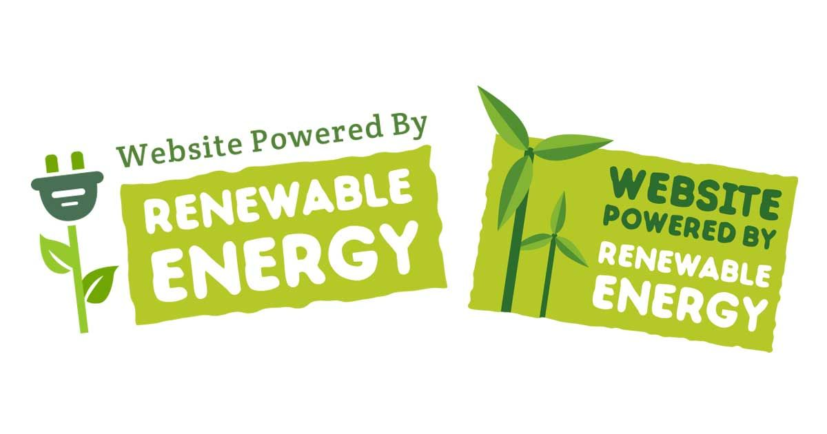 Green Web Hosting Providers, Powered By Renewable Energy