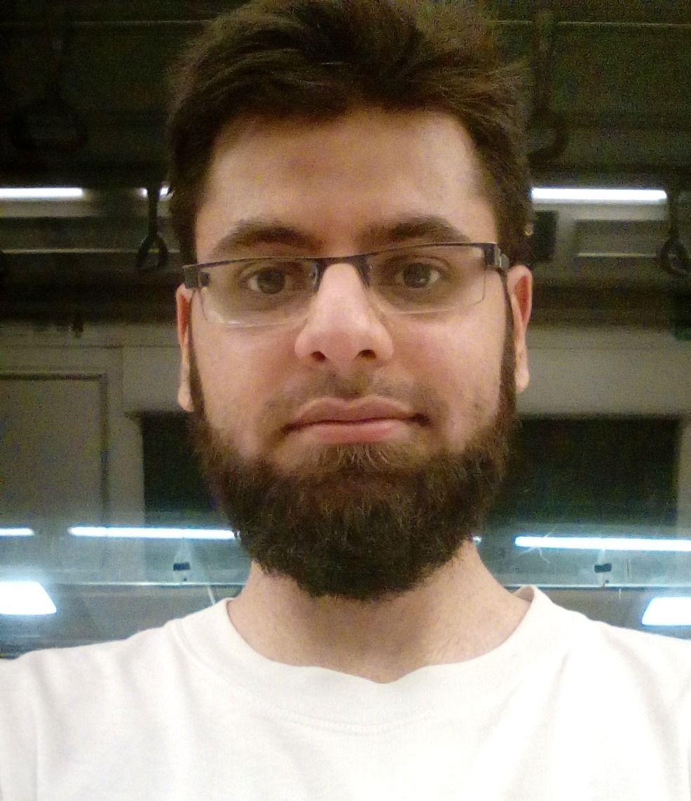 Maaz Ahmad Khan Hacker Noon profile picture